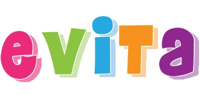 Evita friday logo
