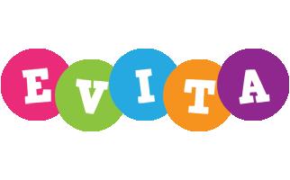 Evita friends logo