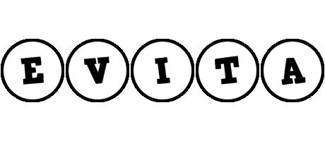 Evita handy logo
