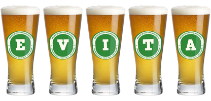 Evita lager logo