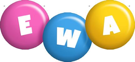 Ewa candy logo
