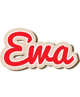 Ewa chocolate logo