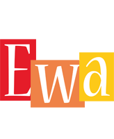 Ewa colors logo