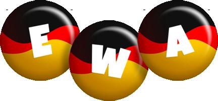 Ewa german logo