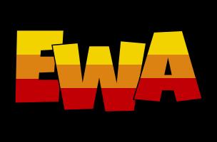 Ewa jungle logo