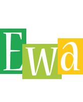 Ewa lemonade logo