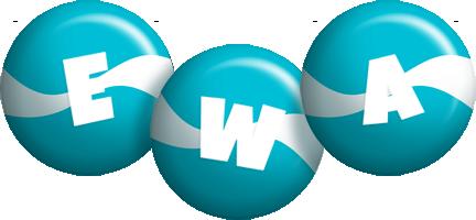 Ewa messi logo