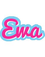 Ewa popstar logo