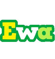 Ewa soccer logo
