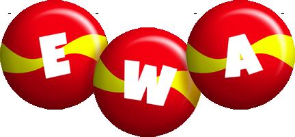 Ewa spain logo