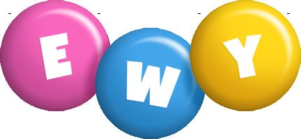Ewy candy logo