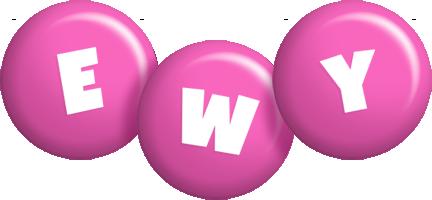 Ewy candy-pink logo