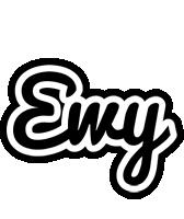 Ewy chess logo