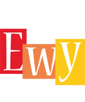 Ewy colors logo