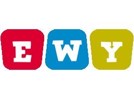 Ewy daycare logo