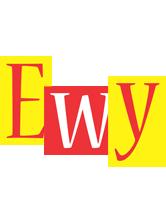 Ewy errors logo