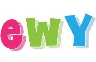 Ewy friday logo