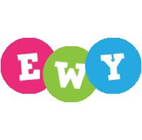 Ewy friends logo