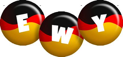 Ewy german logo