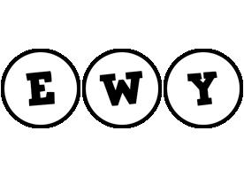 Ewy handy logo