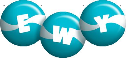 Ewy messi logo