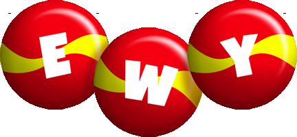 Ewy spain logo