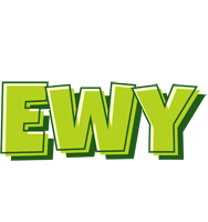 Ewy summer logo