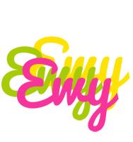 Ewy sweets logo