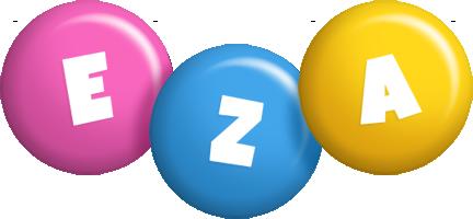 Eza candy logo