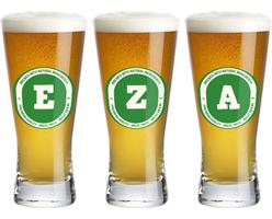 Eza lager logo