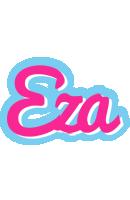 Eza popstar logo