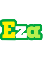 Eza soccer logo