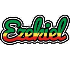 Ezekiel african logo