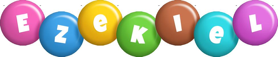 Ezekiel candy logo