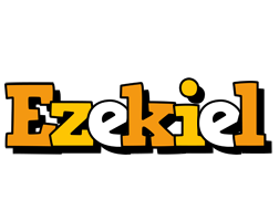 Ezekiel cartoon logo