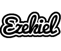 Ezekiel chess logo