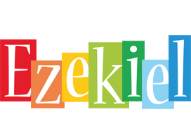 Ezekiel colors logo