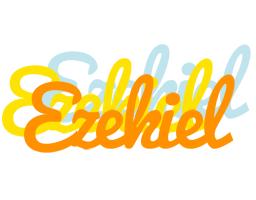 Ezekiel energy logo