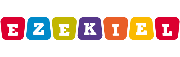 Ezekiel kiddo logo
