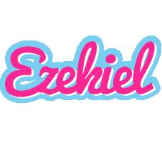 Ezekiel popstar logo