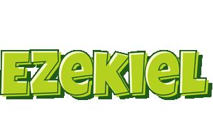 Ezekiel summer logo