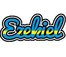 Ezekiel sweden logo