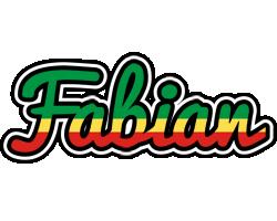 Fabian african logo