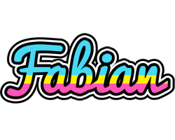 Fabian circus logo