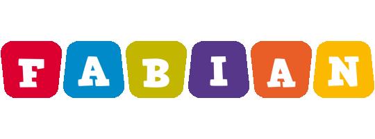 Fabian daycare logo