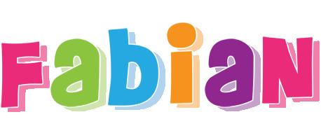 Fabian friday logo