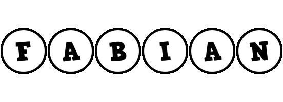 Fabian handy logo