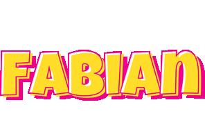 Fabian kaboom logo
