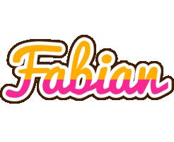 Fabian smoothie logo