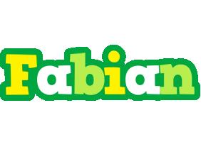Fabian soccer logo